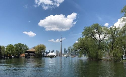 Toronto Island Park, Lago Ontario, 7